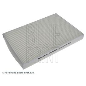 Filter, Innenraumluft Länge: 299mm, Breite: 205,0mm, Höhe: 30mm mit OEM-Nummer 8E0819439