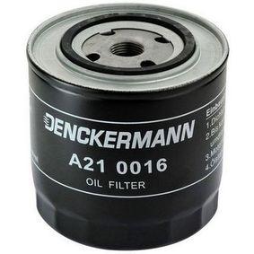 Ölfilter Innendurchmesser 2: 71mm, Innendurchmesser 2: 62mm, Höhe: 121mm mit OEM-Nummer 0.4415.670