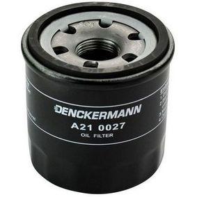 Ölfilter Innendurchmesser 2: 62mm, Innendurchmesser 2: 54mm, Höhe: 67mm mit OEM-Nummer 15208 KA 010