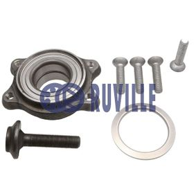 Wheel Bearing Kit with OEM Number 4F0 598 625A