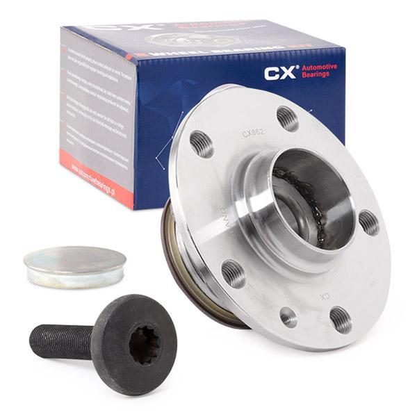 Radlagersatz CX CX662 Erfahrung