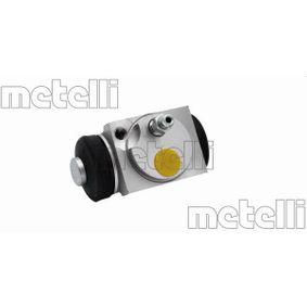 Radbremszylinder 04-0979 TWINGO 2 (CN0) 1.2 Bj 2020