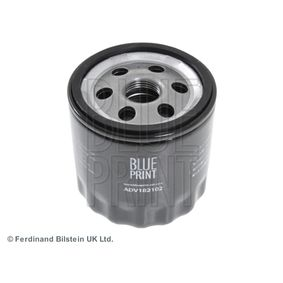 Golf 4 1.4 16V Ölfilter BLUE PRINT ADV182102 (1.4 16V Benzin 2000 AKQ)