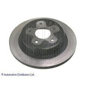 Bremsscheibe Bremsscheibendicke: 18mm, Felge: 3-loch, Ø: 291mm mit OEM-Nummer 43206 20U00