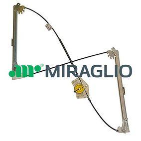 MIRAGLIO Fensterheber 30/997 für AUDI A4 (8E2, B6) 1.9 TDI ab Baujahr 11.2000, 130 PS
