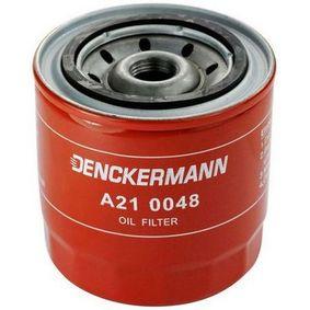 Ölfilter Innendurchmesser 2: 71mm, Innendurchmesser 2: 62mm, Höhe: 98mm mit OEM-Nummer 335 7461