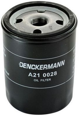 DENCKERMANN  A210028 Ölfilter Innendurchmesser 2: 72mm, Innendurchmesser 2: 63mm, Höhe: 102mm