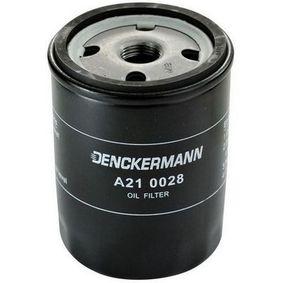Ölfilter Innendurchmesser 2: 72mm, Innendurchmesser 2: 63mm, Höhe: 102mm mit OEM-Nummer VOF28