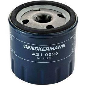 Ölfilter Innendurchmesser 2: 72mm, Innendurchmesser 2: 63mm, Höhe: 74mm mit OEM-Nummer 60621830
