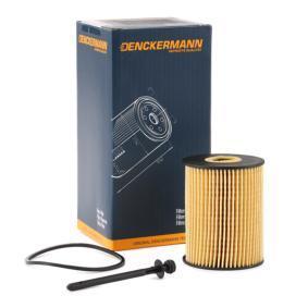 Ölfilter Innendurchmesser 2: 26mm, Innendurchmesser 2: 20mm, Höhe: 99mm mit OEM-Nummer 30735878