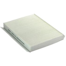 Filter, interior air M110051 PUNTO (188) 1.2 16V 80 MY 2004