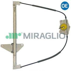 MIRAGLIO Fensterheber 30/932 für PEUGEOT 307 SW (3H) 2.0 16V ab Baujahr 03.2005, 140 PS