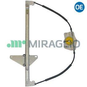 MIRAGLIO Fensterheber 30/933 für PEUGEOT 307 SW (3H) 2.0 16V ab Baujahr 03.2005, 140 PS