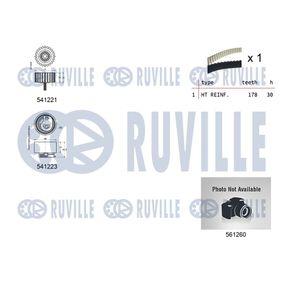 Timing Belt Set Width: 32,00mm with OEM Number 1350562060