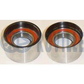 Kit cinghie dentate (5560570) per per Cinghia Distribuzione e Kit Cinghia Distribuzione RENAULT SCÉNIC II (JM0/1_) 1.9 dCi dal Anno 06.2003 125 CV di RUVILLE