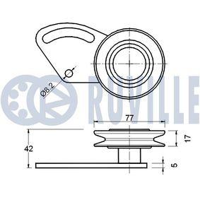 Radlagersatz Innendurchmesser: 45,00mm mit OEM-Nummer 52710 4D000