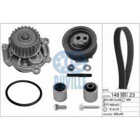 Wasserpumpe + Zahnriemensatz mit OEM-Nummer 06D 109 243C