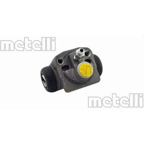 METELLI  04-0967 Radbremszylinder Bohrung-Ø: 17,46mm