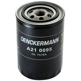 Ölfilter Innendurchmesser 2: 71mm, Innendurchmesser 2: 62mm, Höhe: 139mm mit OEM-Nummer 15601 44011