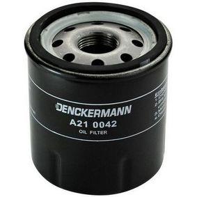 Ölfilter Innendurchmesser 2: 63mm, Innendurchmesser 2: 55mm, Höhe: 76mm mit OEM-Nummer 7700 112 686