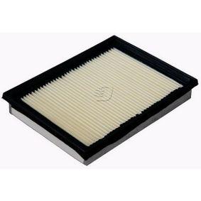 Luftfilter Länge: 218mm, Breite: 168mm, Höhe: 35mm, Länge: 218mm med OEM Nummer 2S61-9601CA
