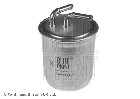 BLUE PRINT  ADV182302 Fuel filter Height: 132mm