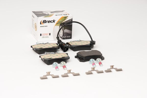 Bremsbelagsatz BRECK 23823 10 704 10 Bewertung