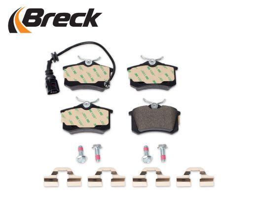 Bremsklötze BRECK 238231070410 Erfahrung