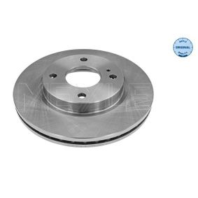 Brake Disc Brake Disc Thickness: 23mm, Num. of holes: 4, Ø: 258mm with OEM Number 8V51-1125-AC