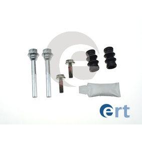 ERT  410035 Комплект водещи втулки, спирачен апарат