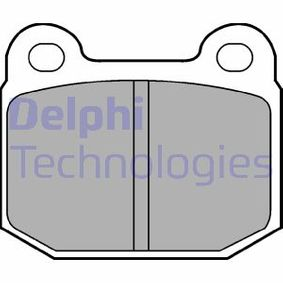 Brake Pad Set, disc brake Height 2: 66mm, Height: 66mm, Thickness 1: 16mm, Thickness 2: 16mm with OEM Number 16 05 317