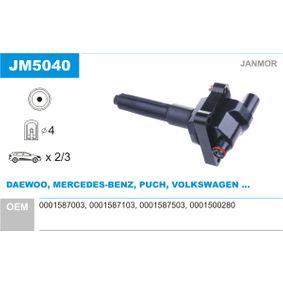 Zündspule Art. Nr. JM5040 120,00€