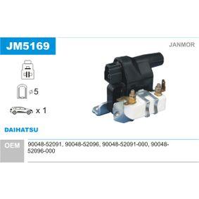 JANMOR  JM5169 Zündspule