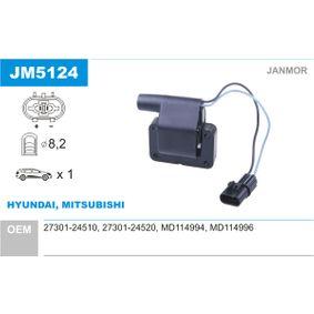 JANMOR  JM5124 Zündspule