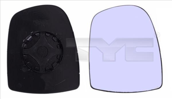 TYC  325-0075-1 Spiegelglas, Außenspiegel