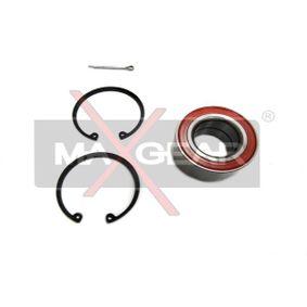 MAXGEAR  33-0267 Radlagersatz Ø: 72mm, Innendurchmesser: 39mm