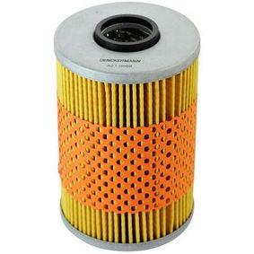 Ölfilter Innendurchmesser 2: 29mm, Innendurchmesser 2: 29mm, Höhe: 127mm mit OEM-Nummer 5 004 282
