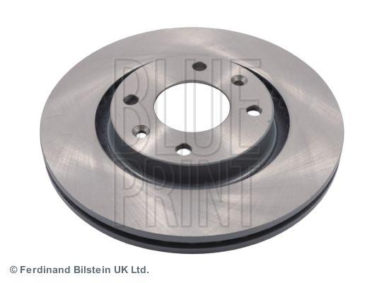 Bremsscheiben ADP154306 BLUE PRINT ADP154306 in Original Qualität