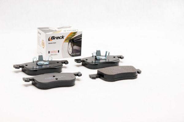 Disk brake pads BRECK 23073 00 703 00 rating