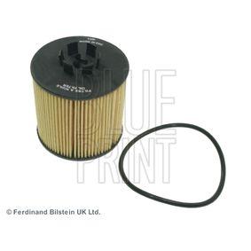 2007 Golf 5 1.4 TSI Oil Filter ADV182104