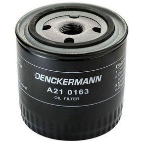 Ölfilter Innendurchmesser 2: 71mm, Innendurchmesser 2: 62mm, Höhe: 95mm mit OEM-Nummer 8614760