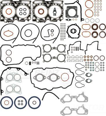 REINZ  01-53910-01 Dichtungsvollsatz, Motor