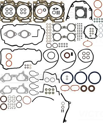 REINZ  01-53920-01 Dichtungsvollsatz, Motor