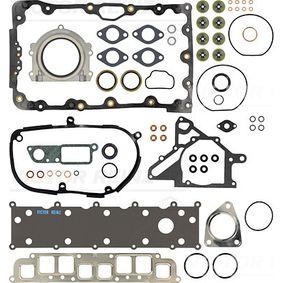 Пълен комплект гарнитури, двигател 01-35496-01 25 Хечбек (RF) 2.0 iDT Г.П. 2001