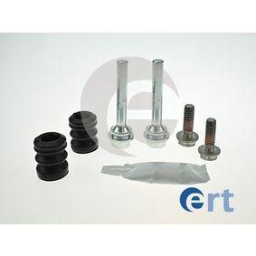 ERT Führungshülsensatz, Bremssattel 410024 für AUDI 80 (8C, B4) 2.8 quattro ab Baujahr 09.1991, 174 PS