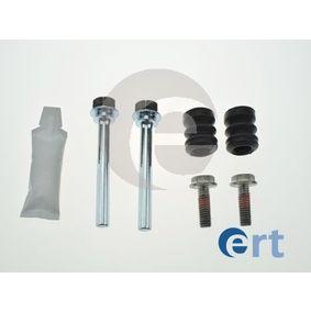 ERT Führungshülsensatz, Bremssattel 410025 für AUDI 80 (8C, B4) 2.8 quattro ab Baujahr 09.1991, 174 PS