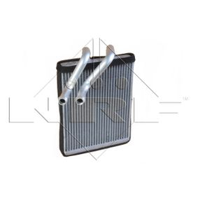 Wärmetauscher, Innenraumheizung Art. Nr. 54301 120,00€