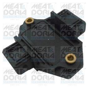 MEAT & DORIA Schaltgerät, Zündanlage 10063 für AUDI 80 (8C, B4) 2.8 quattro ab Baujahr 09.1991, 174 PS