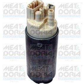 Kraftstoffpumpe VW PASSAT Variant (3B6) 1.9 TDI 130 PS ab 11.2000 MEAT & DORIA Kraftstoffpumpe (77234) für