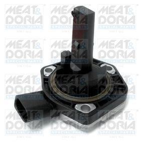 Öldruckschalter für VW TOURAN (1T1, 1T2) 1.9 TDI 105 PS ab Baujahr 08.2003 MEAT & DORIA Sensor, Motorölstand (72205) für